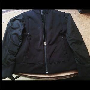 Men's lululemon jacket black size medium